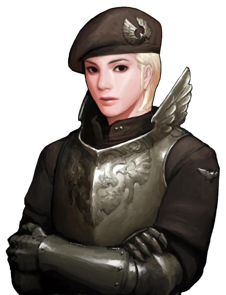 Commander Talisa Gwynn