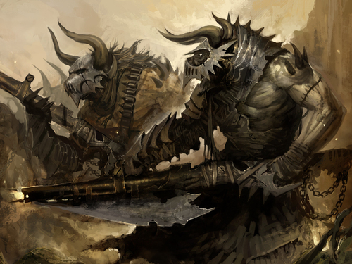 Charr - The Sagas of Golarion